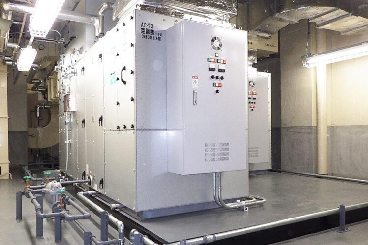 3F機械室